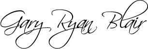 Gary Ryan Blair Headshot