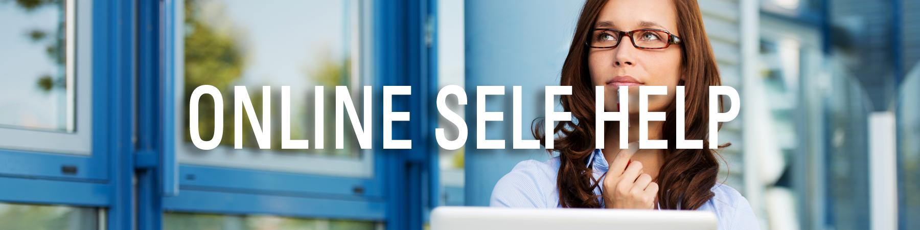 online self help