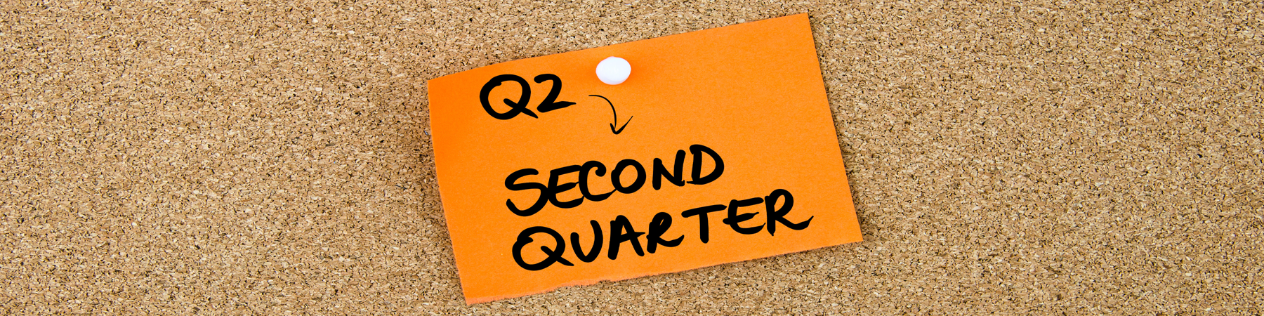 Two Things to measure in Q2