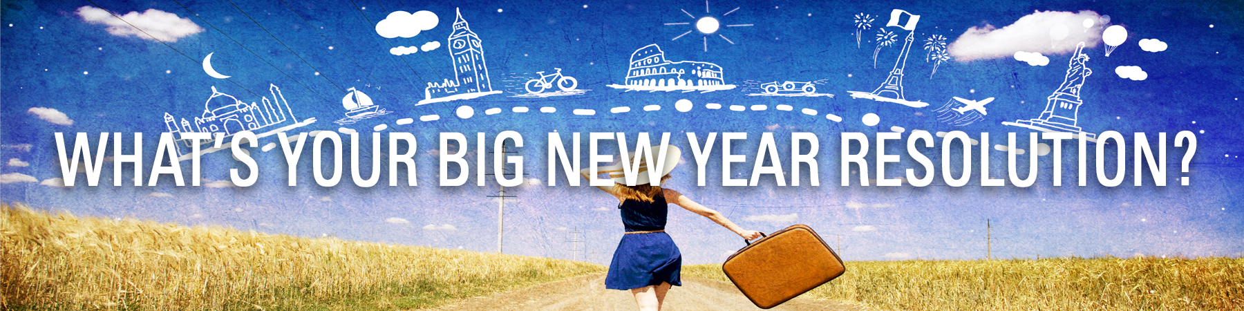 What's Your Big New Year Resolution?