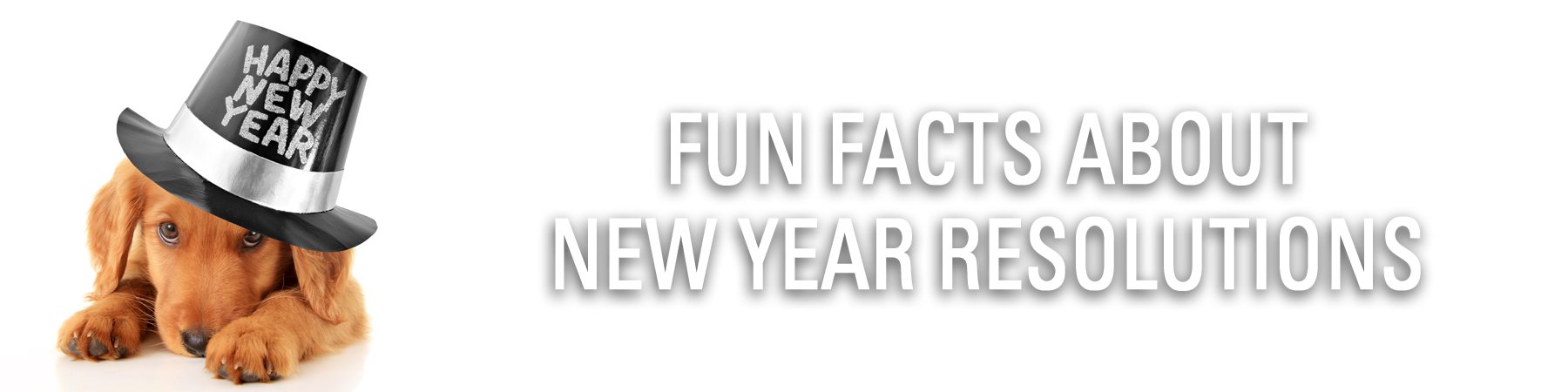 FUN FACTS ABOUT NEW YEAR RESOLUTIONS